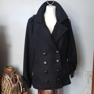 Nick & Mo Jackets & Coats - Nick   And Mo Double breasted jacket( pea coat)